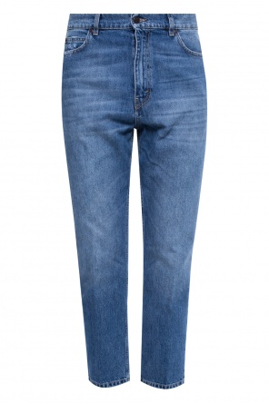 Raw edge jeans od Stella McCartney